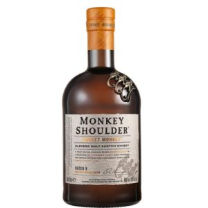 Monkey Shoulder Smokey Blended Malt Whisky 70 Cl