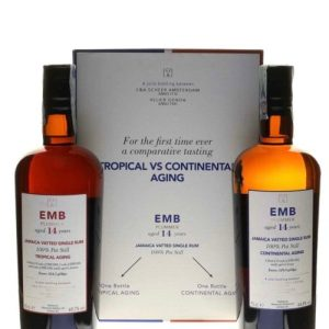 Monymusk EMB Tropical/Continental Plummer 66,50° E 67,25° Coffret 2 Bt