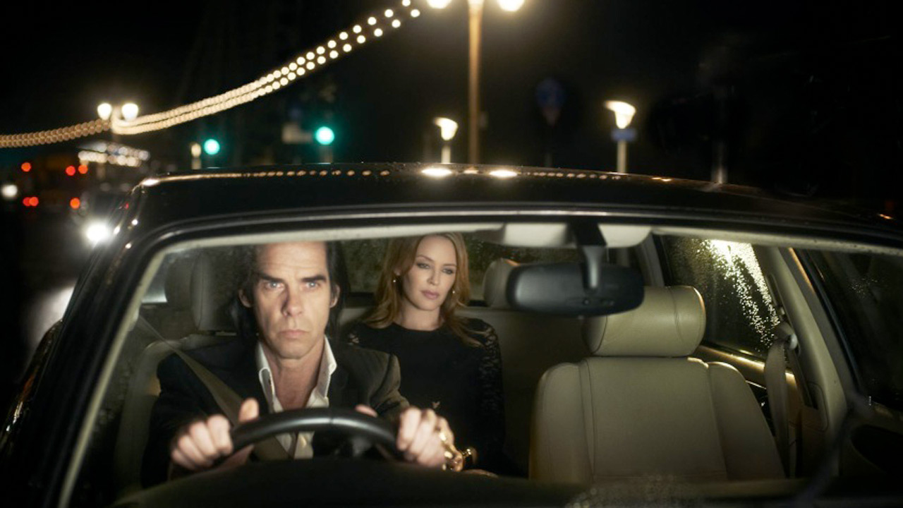 Nick Cave and Kylie Monigue in 20,000 Days on Earth
