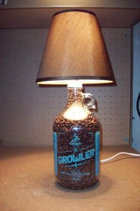 filler tips for bottle lamps how to