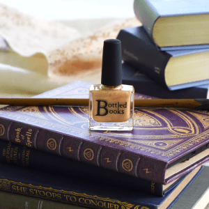 Bottled Books Loyalty nail polish