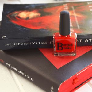 Bottled Books Rebellion nail polish