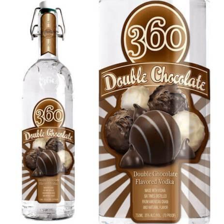 Double Chocolate Vodka