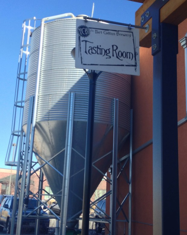 Fort Collins Brewery Tasting Room