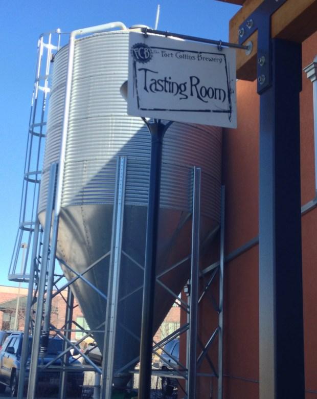 Fort Collins Brewery Tasting Room