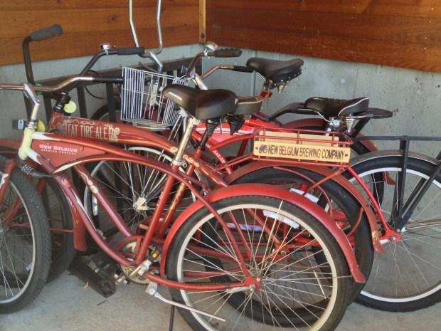 New Belgium bikes