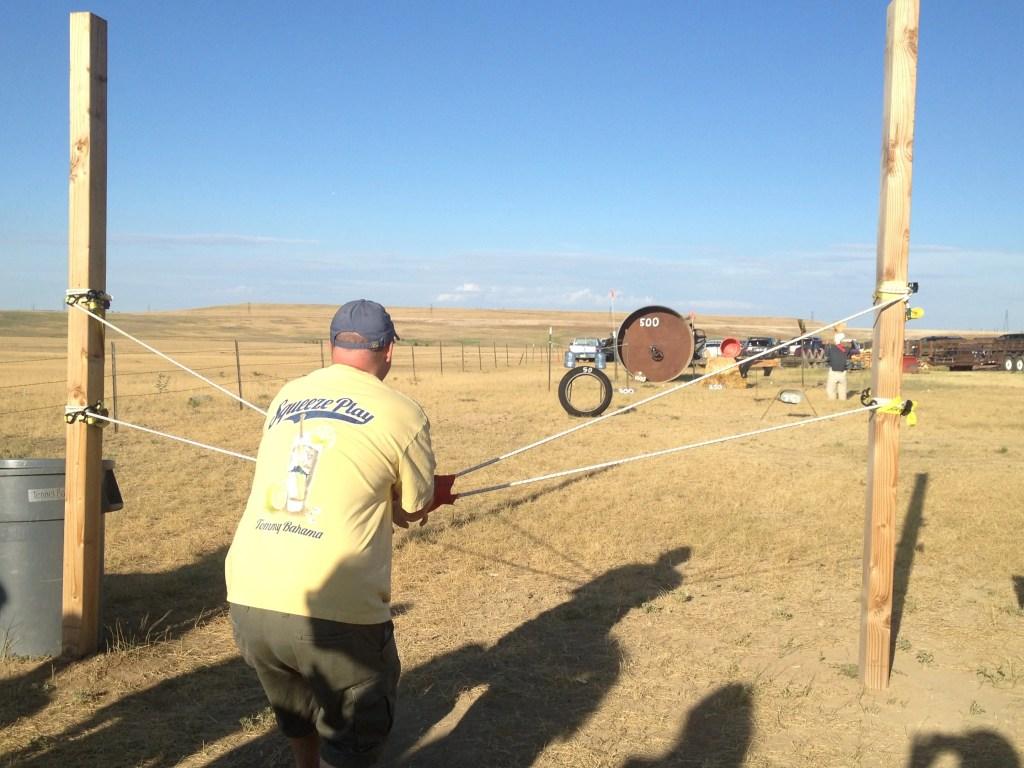 Prairie Pong at Hops for Habitat