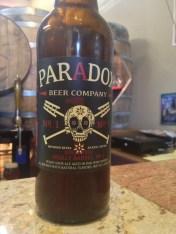 Paradox Beer Company beer