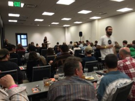Beer & Food breakout session