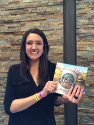 We picked up this book by Emily Hutto at the event!