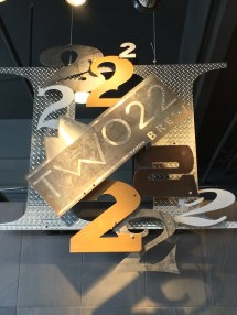 Two22 Sign