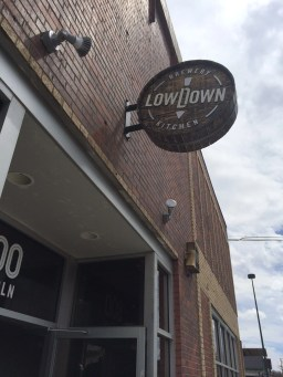 LowDown Brewery, Denver