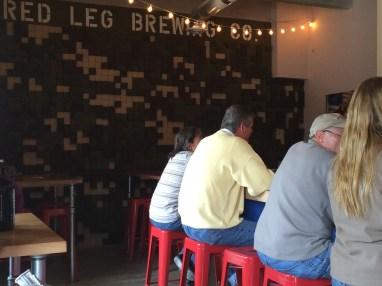 Red Leg Brewing Company