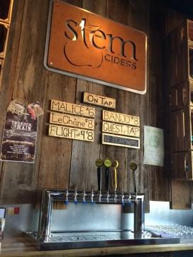 Stem Ciders Tap Room