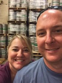 Beer Selfie!