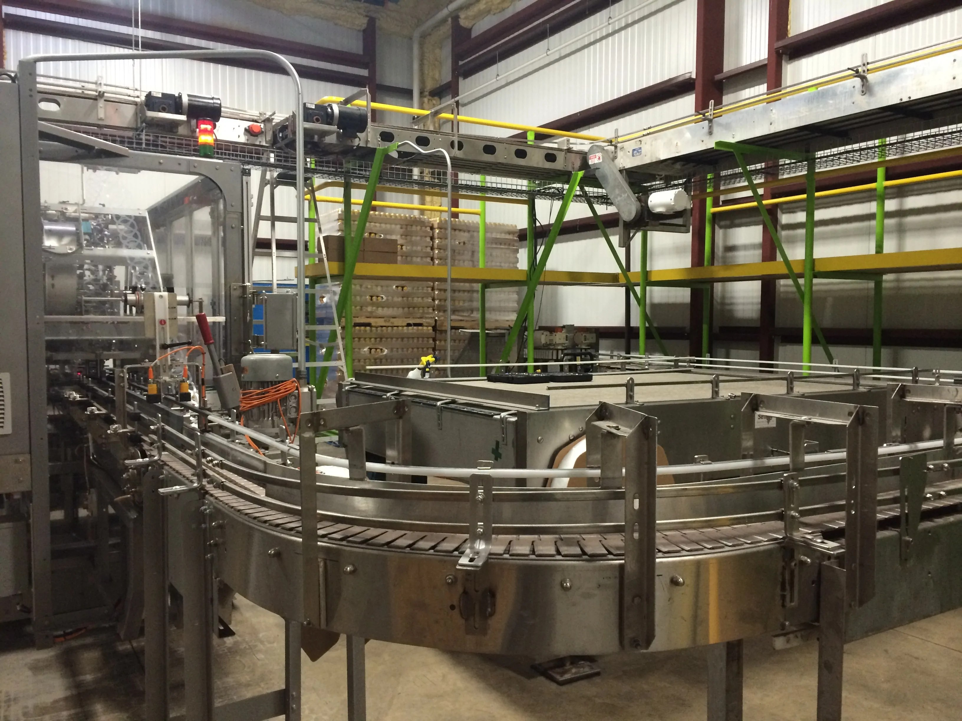 Ska's new canning line