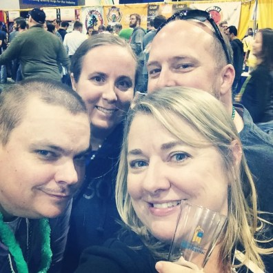 Cheers from the 2015 GABF!
