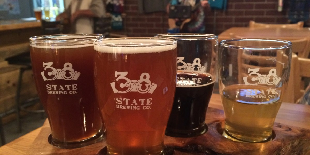 38 State Brewing in Littleton, CO | BottleMakesThree.com