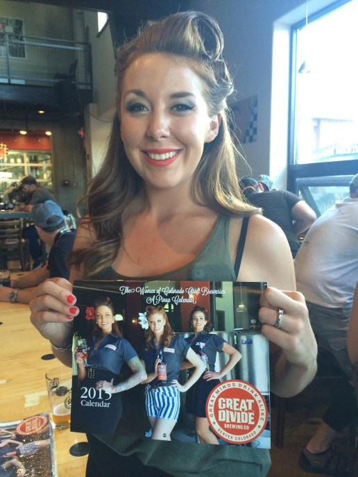 Best Colorado Beer Gifts: Women of Craft Beer Calendar | Bottlemakesthree.com