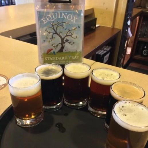 Equinox Brewing Co, Fort Collins | BottleMakesThree.com