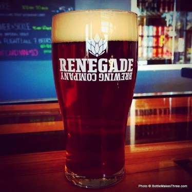 Renegade Brewing, Denver CO | BottleMakesThree.com