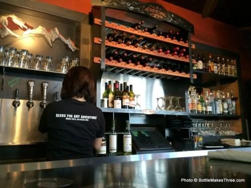 Eddyline Restaurant & Brewery in Buena Vista, Colorado | bottlemakesthree.com