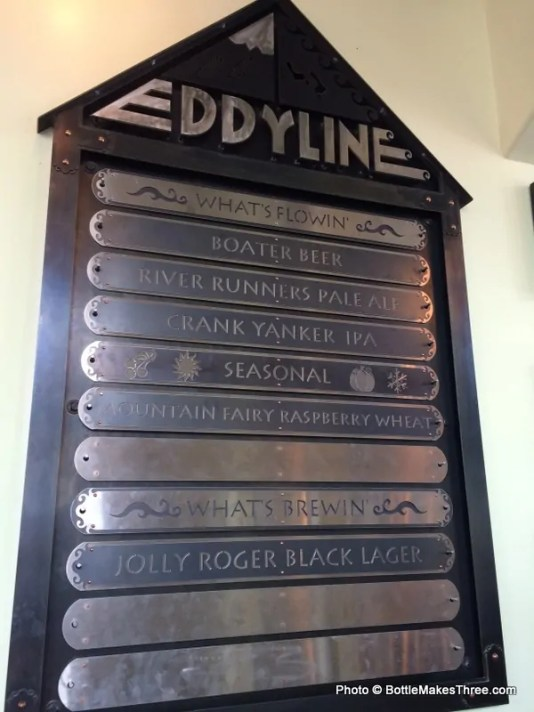 Eddyline Restaurant & Brewery in Buena Vista, Colorado | bottlemakesthree.com