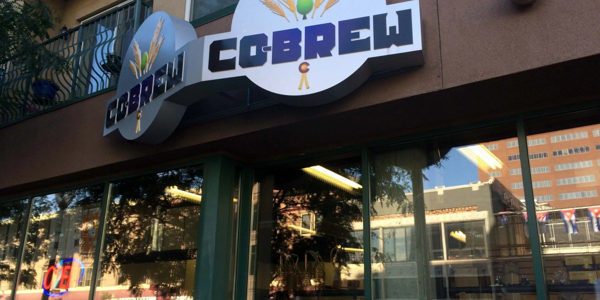 CO-Brew Brewery & Homebrew Shop in Denver, CO | BottleMakesThree.com