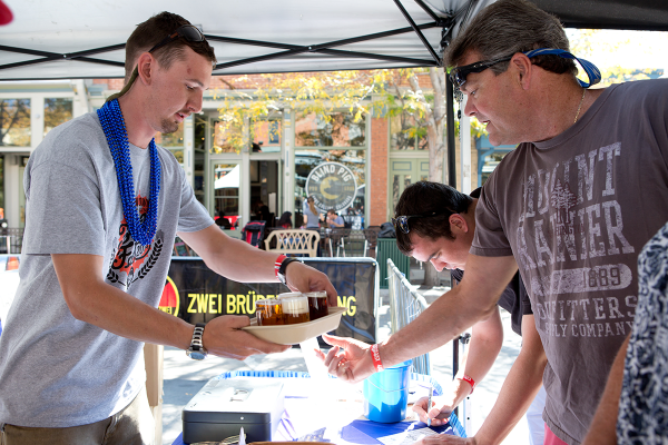 Colorado Oktoberfest Celebrations 2015 | BottleMakesThree.com