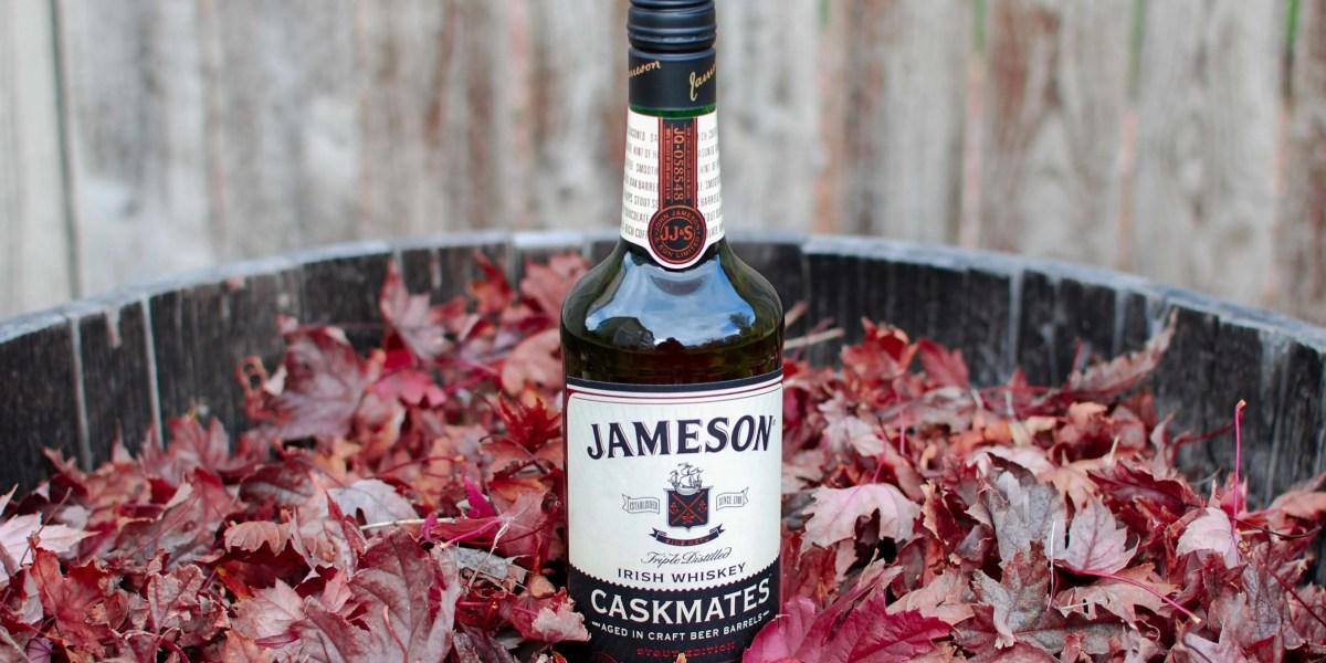 Jameson Caskmates   BottleMakesThree.com
