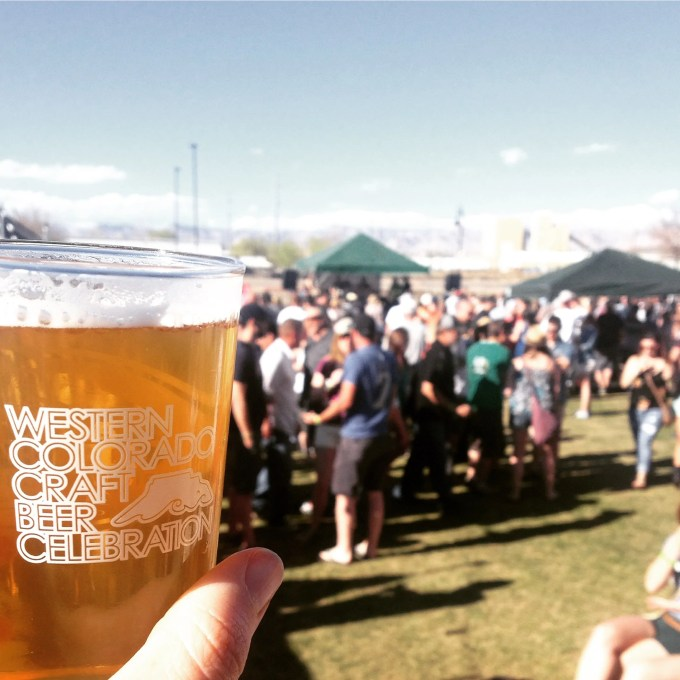 Western Colorado Craft Beer Celebration & Colorado Craft Beer Week | BottleMakesThree.com