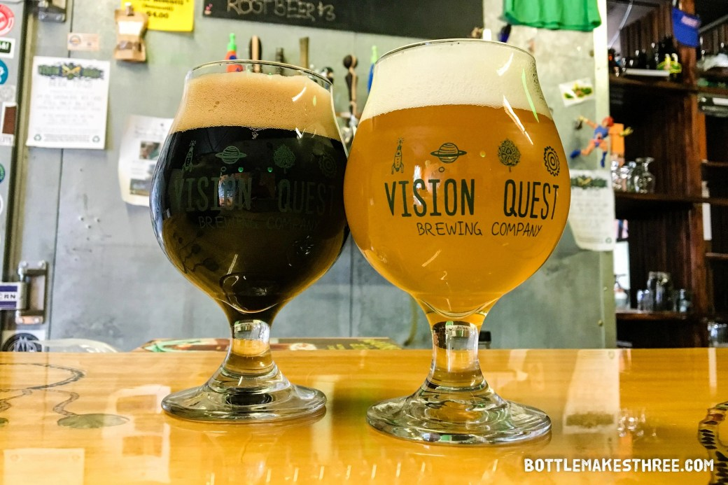 Vision Quest Brewing Company| 5 (More) Boulder Breweries Worth A Visit | BottleMakesThree.com