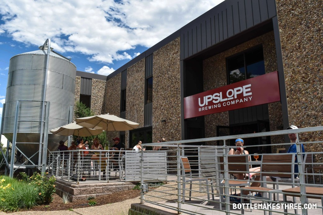 Upslope Brewing - Flatiron Park| 5 (More) Boulder Breweries Worth A Visit | BottleMakesThree.com