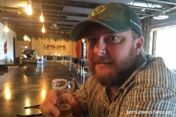 Upslope Brewing - Flatiron Park| 5 (More) Boulder Breweries Worth A Visit | BottleMakesThree.com