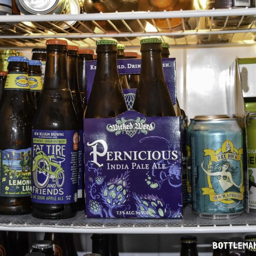 Wicked Weed Pernicious IPA, now available in Colorado