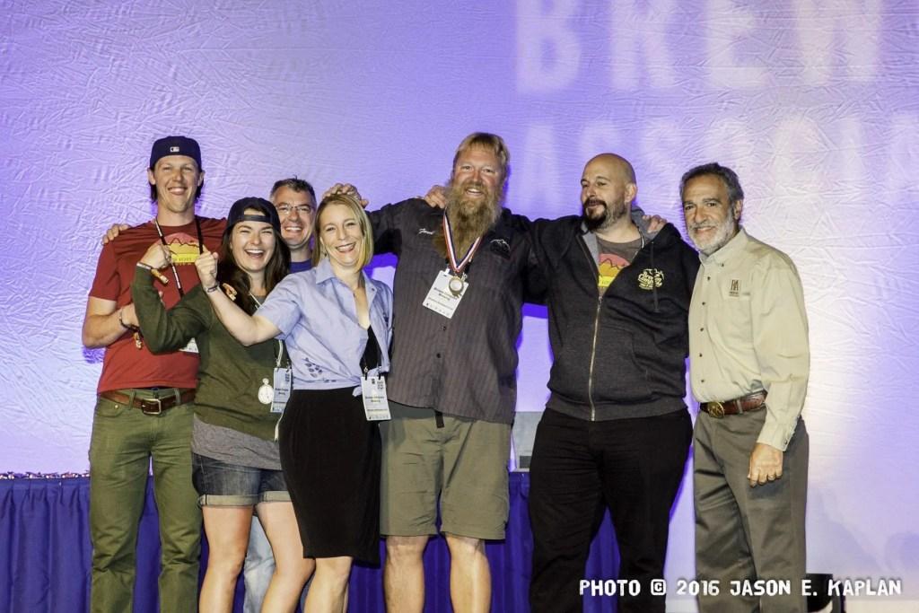 2016 GABF competition winner, Broken Compass