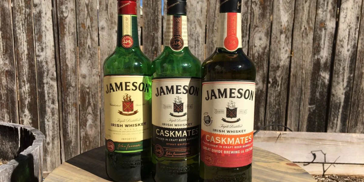 Jameson Caskmates Great Divide Brewing Co Edition | BottleMakesThree.com