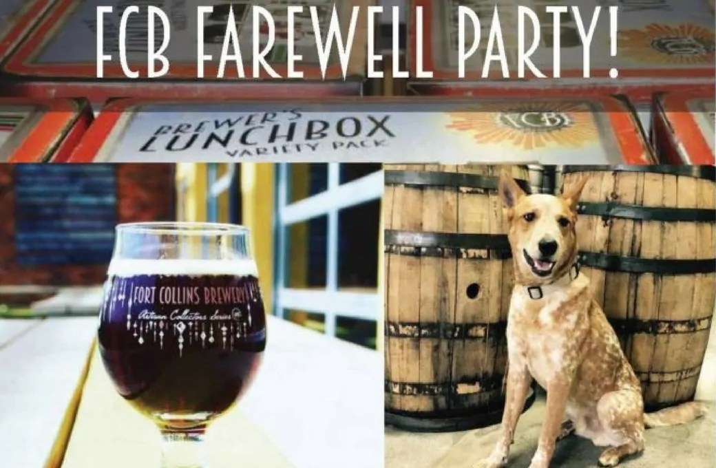 Saying Farewell to Fort Collins Brewery