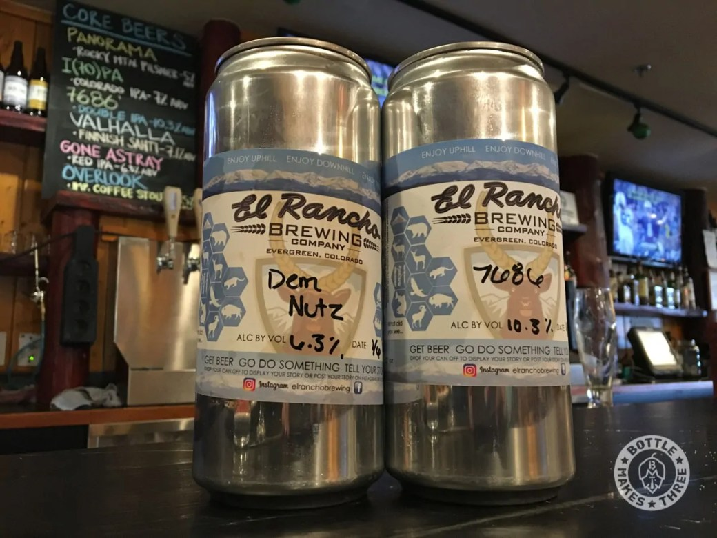 Experience Wonderful Views and Delicious Brews at El Rancho Brewing Company | BottleMakesThree.com