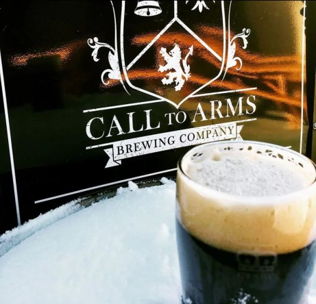 Dust in the Wind. Photo: Call to Arms Brewing Company