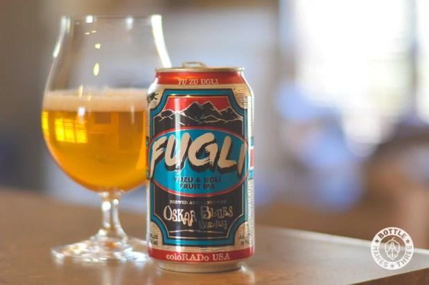 Oskar Blues Brewery releases their summer seasonal, FUGLI Yuzu & Ugli Fruit IPA