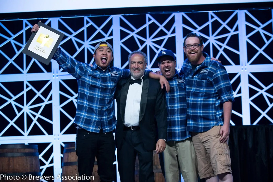Rockyard American Grill & Brewing Co wins gold at the 2018 World Beer Cup for Primadonna Pilsner