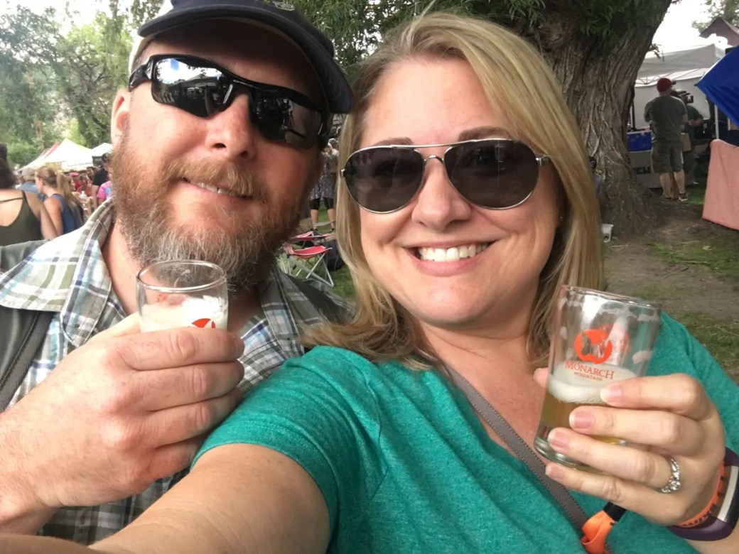 Bottle Makes Three at the 2017 Colorado Brewers Rendezvous in Salida, CO