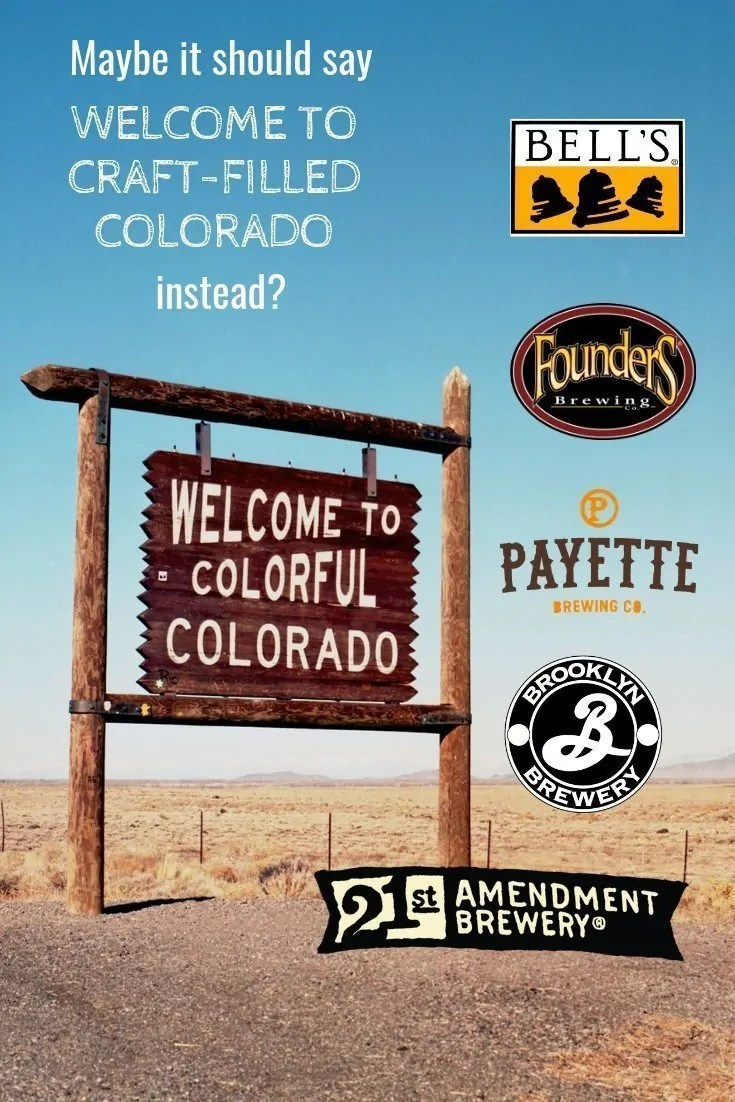 The last half of 2018 saw some big names come to Colorado beer coolers, thanks to new distribution deals for Bell's Brewery, Founders Brewing, 21st Amendment Brewing, Brooklyn Brewery and Payette Brewing Co.    BottleMakesThree.com