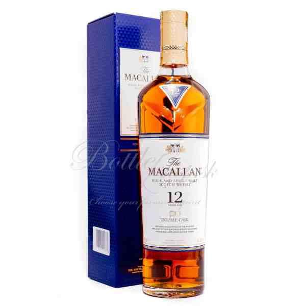 Macallan 12 YO Double Cask 0,7l