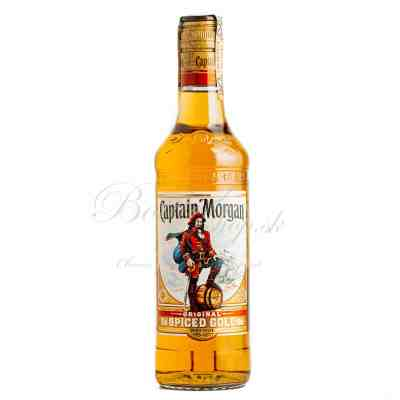Captain Morgan Spiced 0,5 l