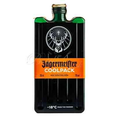 Jägermeister Coolpack 35% 0,35 l