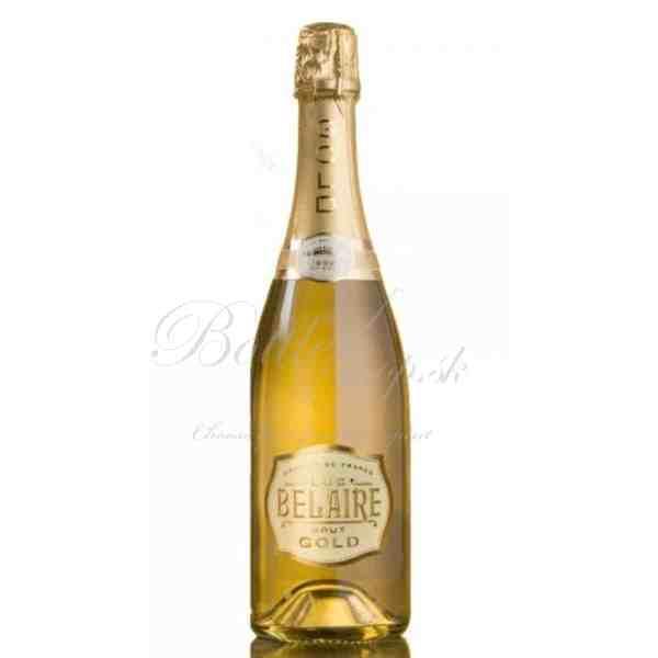 LUC BELAIRE GOLD BRUT 12,5% 0,75L