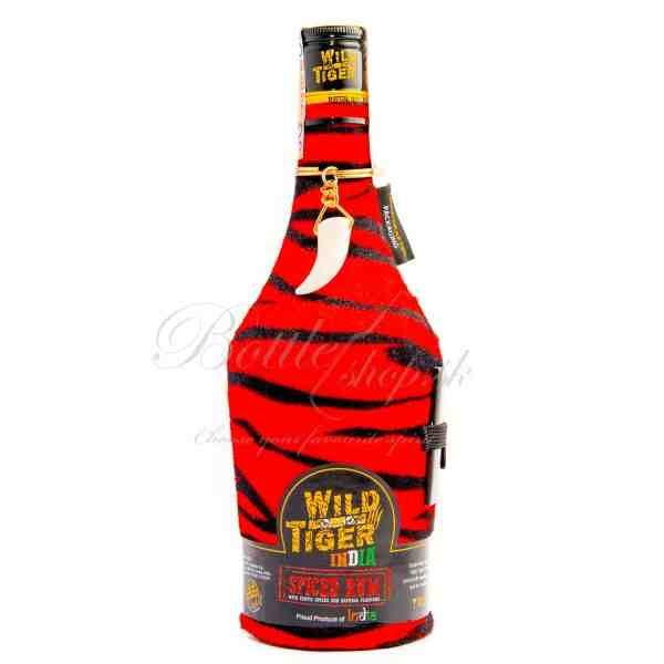 Wild Tiger Spiced 0,7l 38%