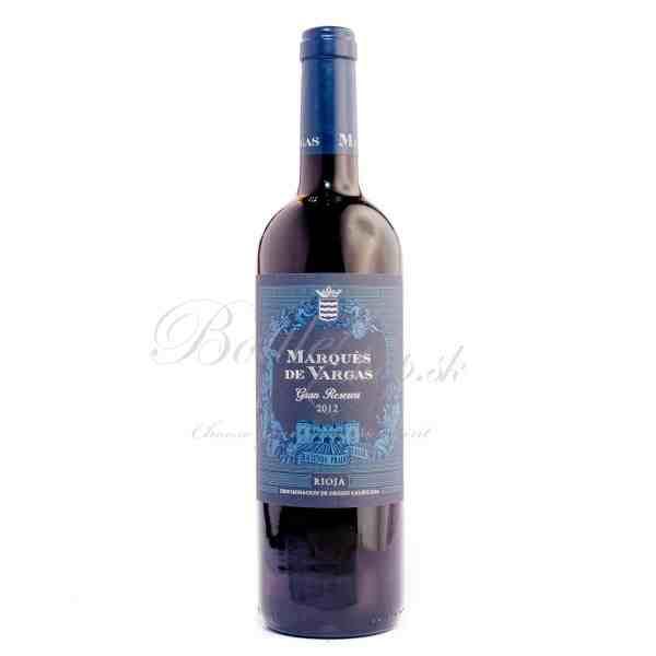 Marqués de Vargas Rioja Gran Reserva 0,75l